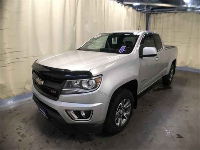 Used 2015 Chevrolet Colorado Z71 Truck Extended Cab in Watertown, NY