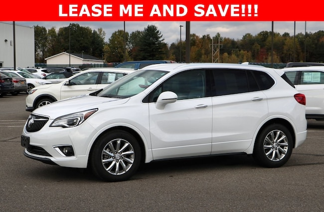 Used 2019 Buick Envision Essence SUV in Watertown, NY