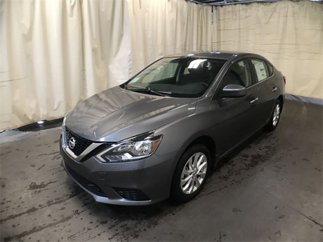 New 2019 Nissan Sentra S Sedan 3N1AB7AP9KY247614 in Watertown, NY
