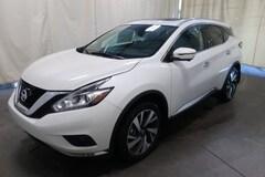 2018 Nissan Murano Platinum SUV 5N1AZ2MH3JN158256