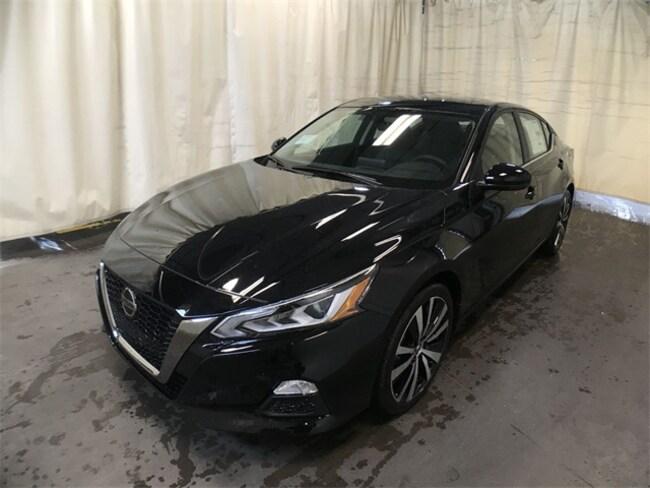 New 2019 Nissan Altima 2.5 SR Sedan 1N4BL4CV4KC132135 in Watertown, NY