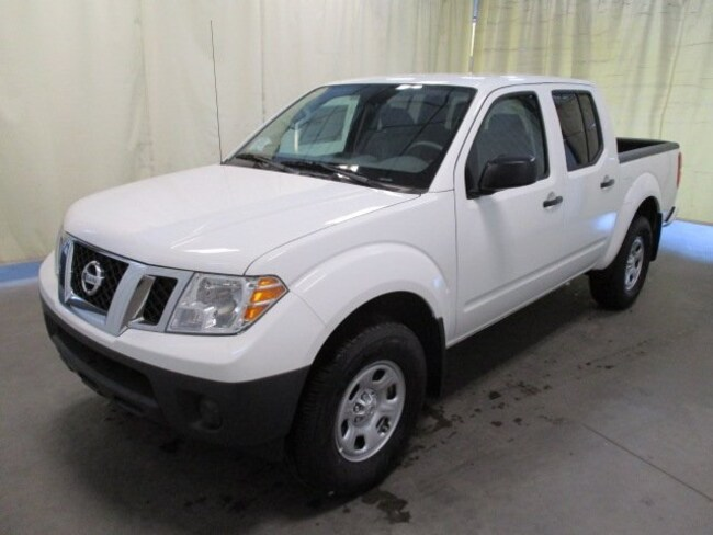 New 2018 Nissan Frontier S Truck Crew Cab 1N6AD0EV8JN700833 in Watertown, NY