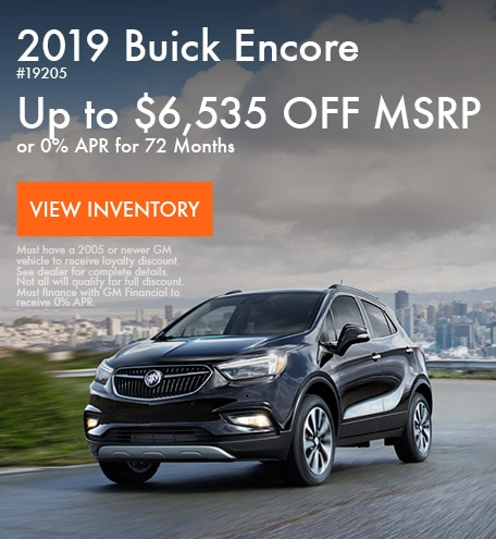 2019 Encore