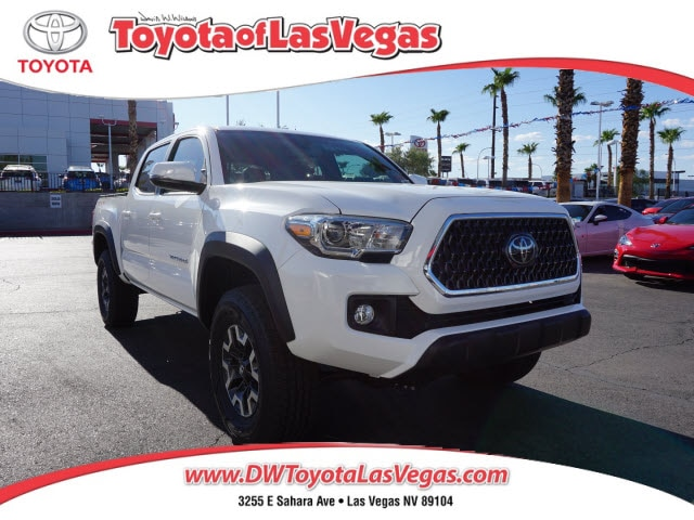 Good 2018 Toyota Tacoma TRD Off Road Truck Double Cab