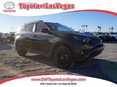 2018 Toyota RAV4 Adventure SUV For Sale in Las Vegas