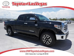 2018 Toyota Tundra Limited Truck Double Cab For Sale in Las Vegas
