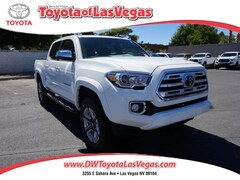 2018 Toyota Tacoma Limited V6 Truck Double Cab For Sale in Las Vegas