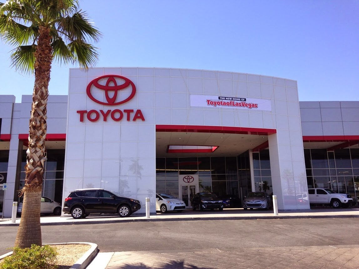 Toyota dealer serving henderson david wilsons toyota of las vegas the solutioingenieria Choice Image