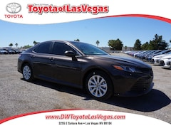 2018 Toyota Camry LE Sedan For Sale in Las Vegas
