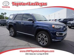 2018 Toyota 4Runner Limited SUV For Sale in Las Vegas