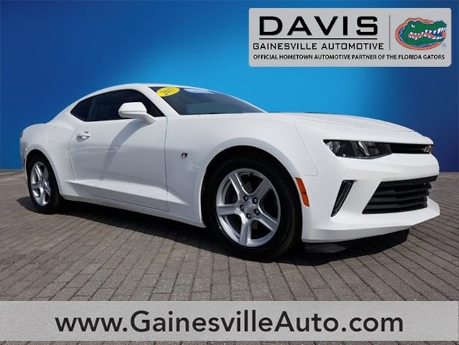 Certified 2017 Chevrolet Camaro 1LT Coupe For Sale in Gainesville, FL