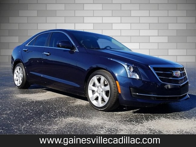 Used 2016 Cadillac ATS 2.0L Turbo Sedan For Sale in Gainesville, FL