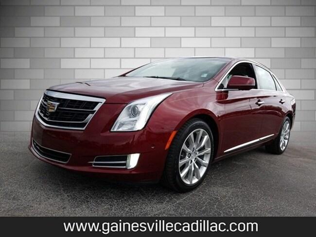 Certified 2016 Cadillac XTS Luxury Sedan For Sale in Gainesville, FL