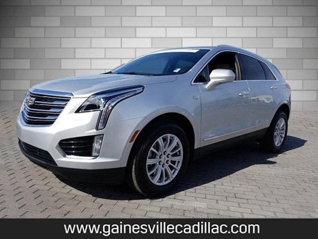 Certified 2017 Cadillac XT5 Base SUV For Sale in Gainesville, FL