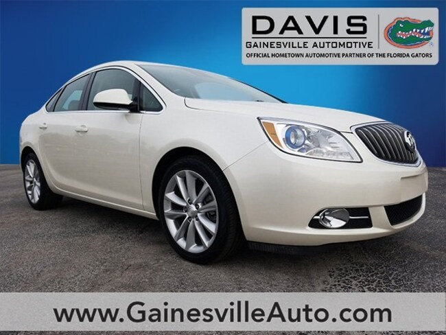 Certified 2016 Buick Verano Convenience Group Sedan For Sale in Gainesville, FL