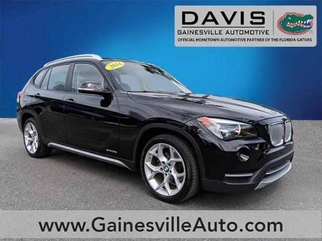 Used 2014 BMW X1 Sdrive28i SUV For Sale in Gainesville, FL