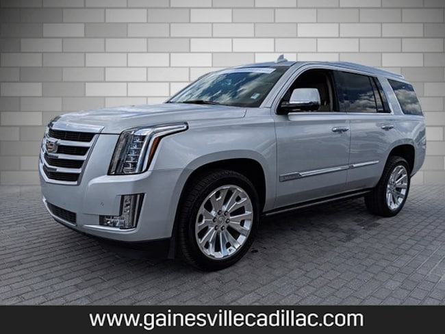 Used 2015 Cadillac Escalade Premium SUV For Sale in Gainesville, FL