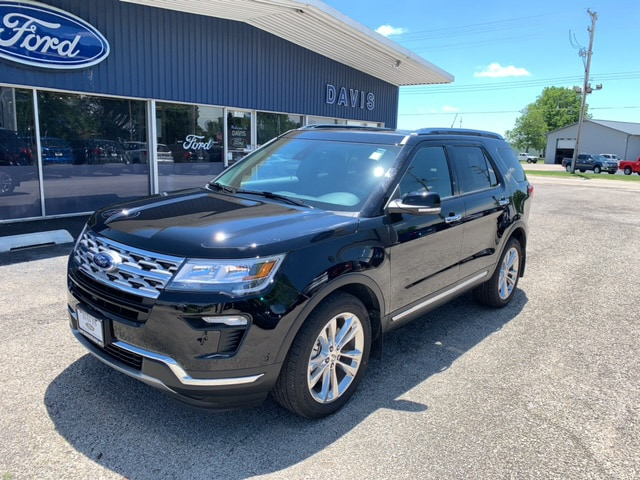 Used Ford Explorer Canton Il
