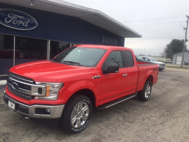 2018 Ford F-150 Lariatxlx Extended Cab Short Bed Truck