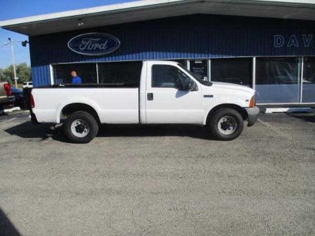 2000 Ford F-350 Long Bed Truck