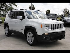 2018 Jeep Renegade Limited Sport Utility