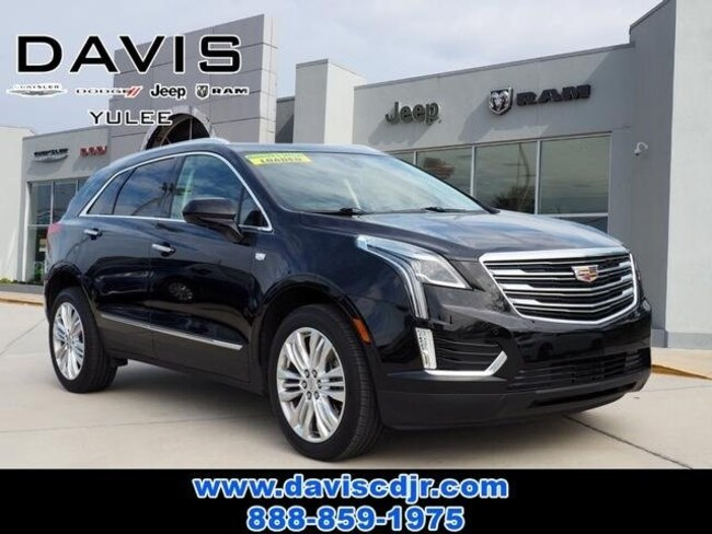 Used 2019 Cadillac XT5 Premium Luxury SUV For Sale in Gainesville, FL