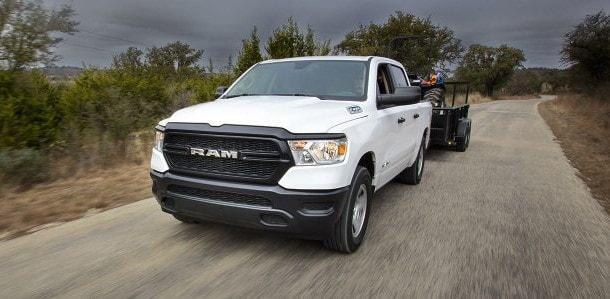RAM 1500 Pickup Truck Trim Levels Explained   Davis Chrysler Dodge