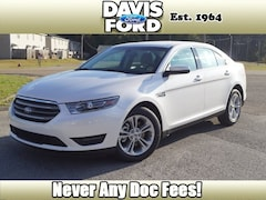 New 2019 Ford Taurus SEL Sedan for sale in Fulton, MS