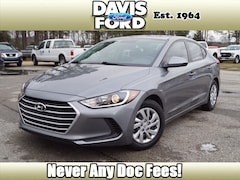 Used 2018 Hyundai Elantra SE SE  Sedan 6A for sale in Fulton, MS