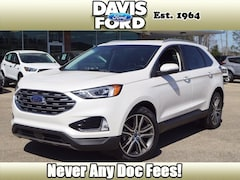 New 2019 Ford Edge Titanium Crossover for sale in Fulton, MS