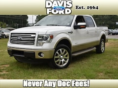 Used 2014 Ford F-150 King Ranch 4x4 King Ranch  SuperCrew Styleside 5.5 ft. SB for sale in Fulton, MS