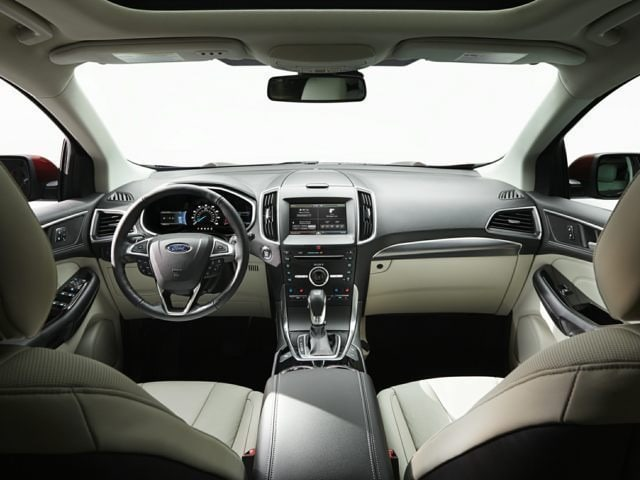 Ford Edge Vs Hyundai Santa Fe