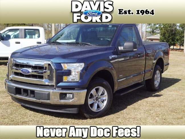 2017 Ford F-150 XLT 4x2 XLT  Regular Cab 6.5 ft. SB