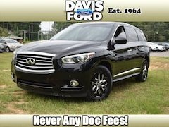 Used 2013 INFINITI JX35 Base SUV for sale in Fulton, MS