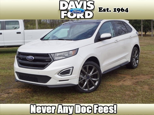2016 Ford Edge Sport AWD Sport  Crossover