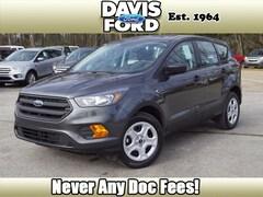 New 2019 Ford Escape S SUV for sale in Fulton, MS