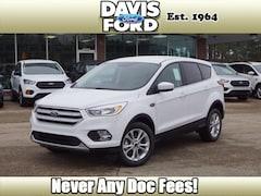 New 2019 Ford Escape SE SUV for sale in Fulton, MS