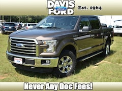 Used 2016 Ford F-150 XLT 4x4 XLT  SuperCrew 5.5 ft. SB for sale in Fulton, MS