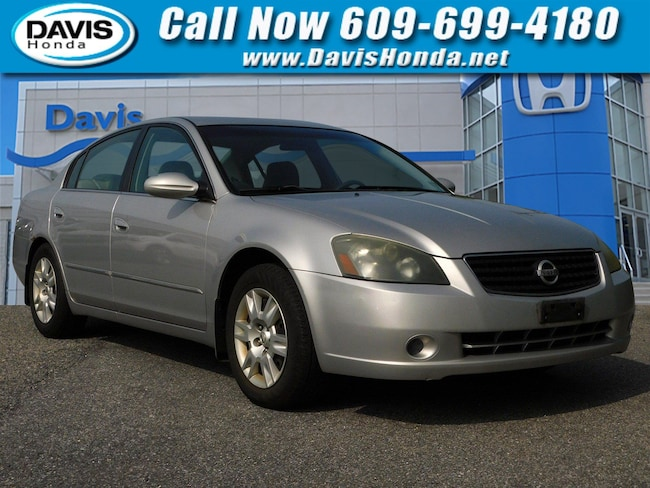 2006 Nissan Altima For Sale >> Used 2006 Nissan Altima For Sale At Davis Hyundai Vin