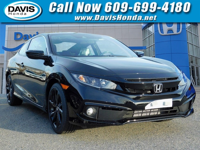 2019 Honda Civic Sport Coupe