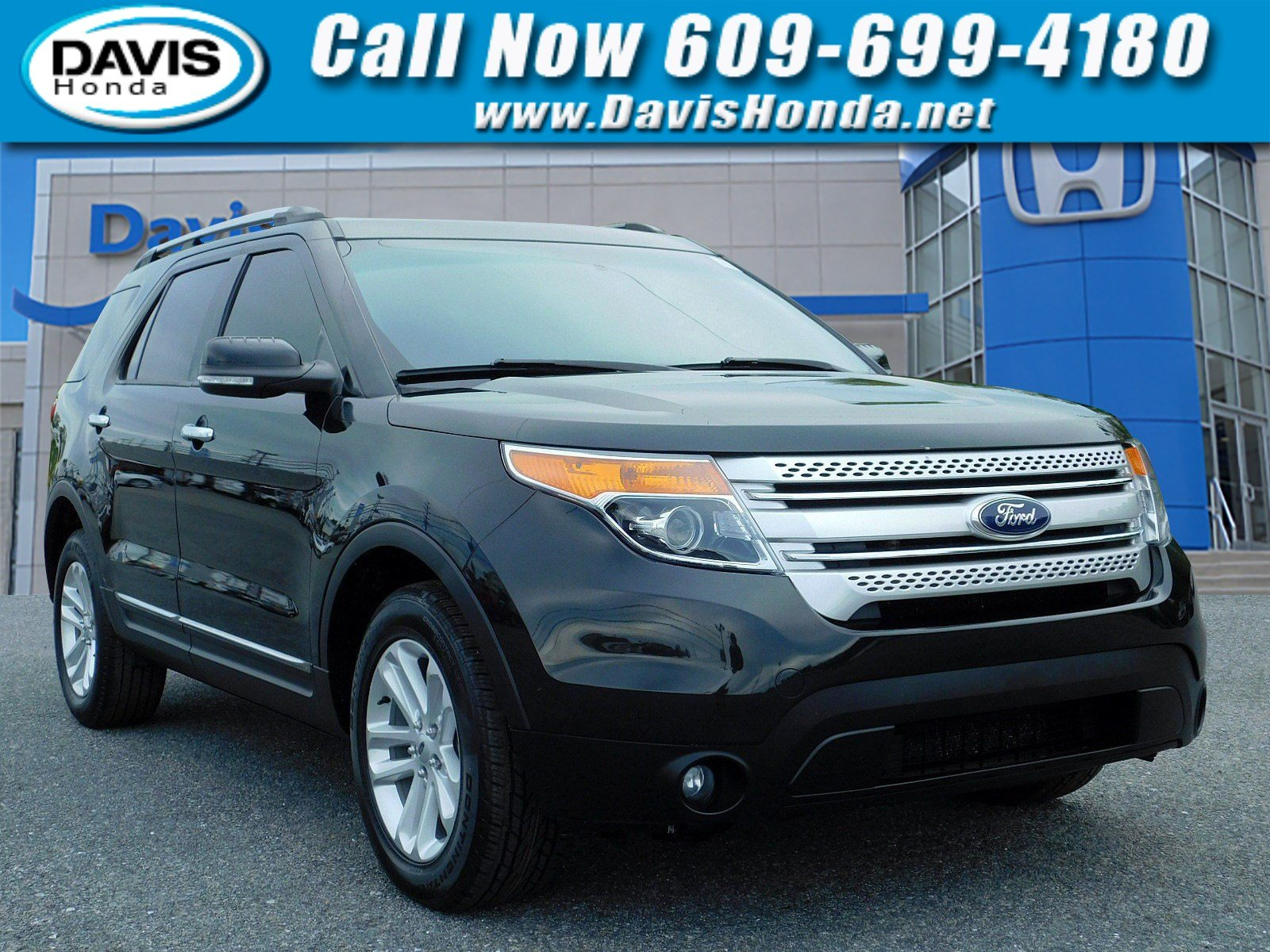 Captivating 2015 Ford Explorer XLT SUV