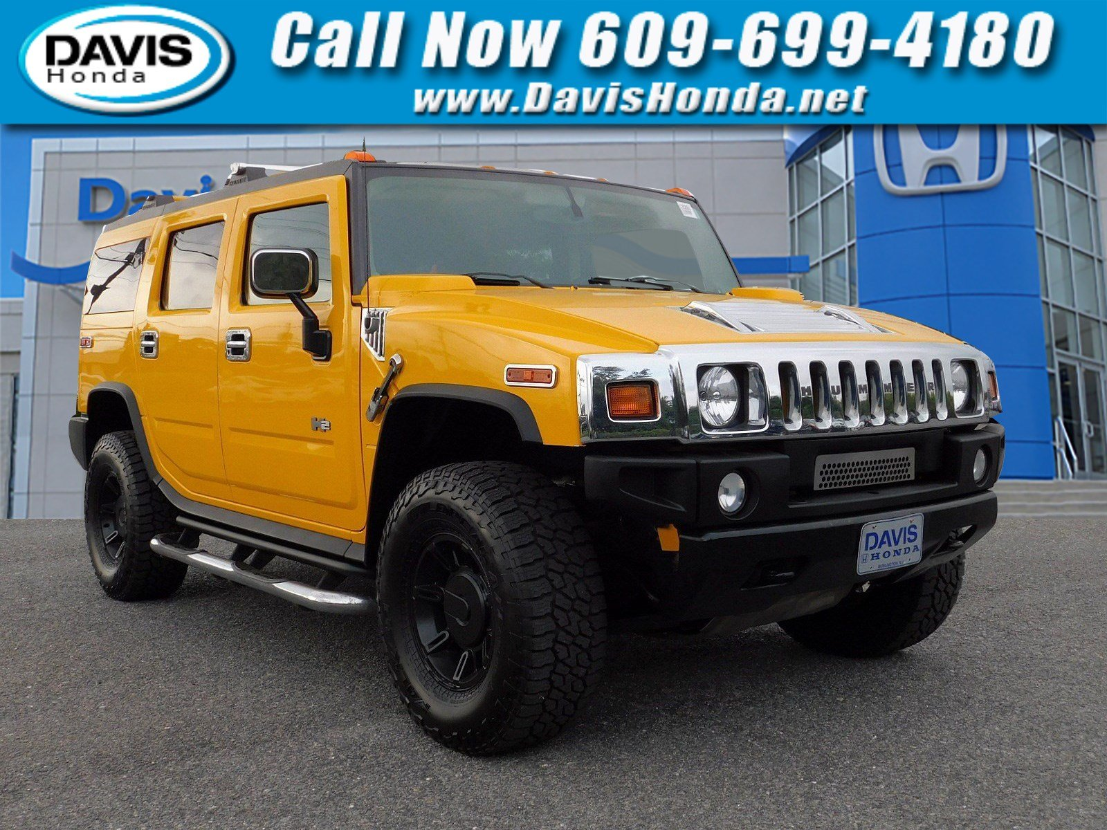 Used 2004 HUMMER H2 For Sale