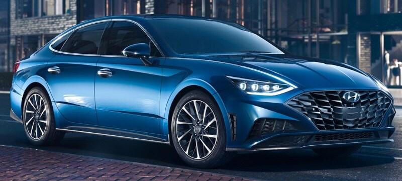 Davis Hyundai - The 2021 Hyundai Sonata has some incredible features near Lawrenceville NJ