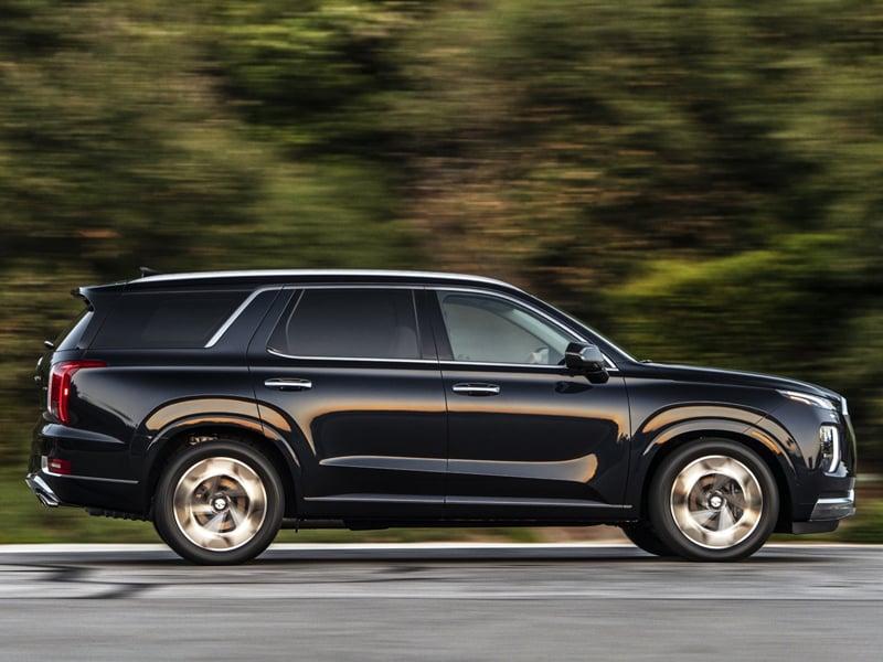 Explore 2021 Hyundai Palisade trim levels near Lawrenceville NJ