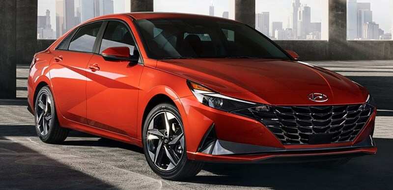 Davis Hyundai - The 2021 Hyundai Elantra comes with some new enhancements near Hamilton NJ
