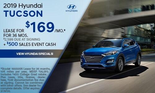 2019 Hyundai Tuscon