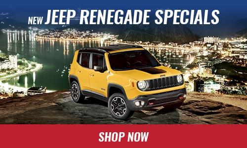 Chrysler Dodge Jeep Ram Specials Amp Deals In Wichita