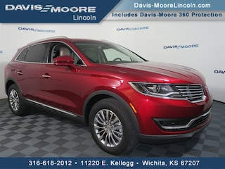 2018 Lincoln MKX Select AWD SUV/Crossover