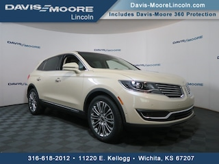 New 2018 Lincoln MKX Reserve SUV/Crossover in Witchita, KS
