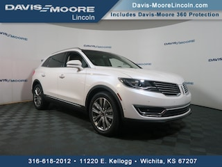 New 2018 Lincoln MKX Reserve AWD SUV/Crossover in Witchita, KS